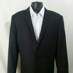 J.CREW NWOT Charcoal Gray Ludlow Blazer Size 42 R
